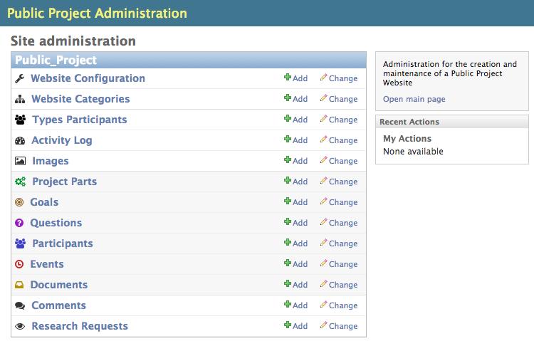 django site templates - getting started django public project 0 7 beta documentation